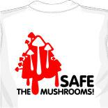 Футболка Safe the Mushrooms!