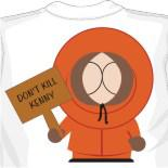 Футболка Dont kill Kenny