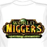 Футболка World of Niggers