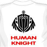 Футболка Human Fighter - Human Knight